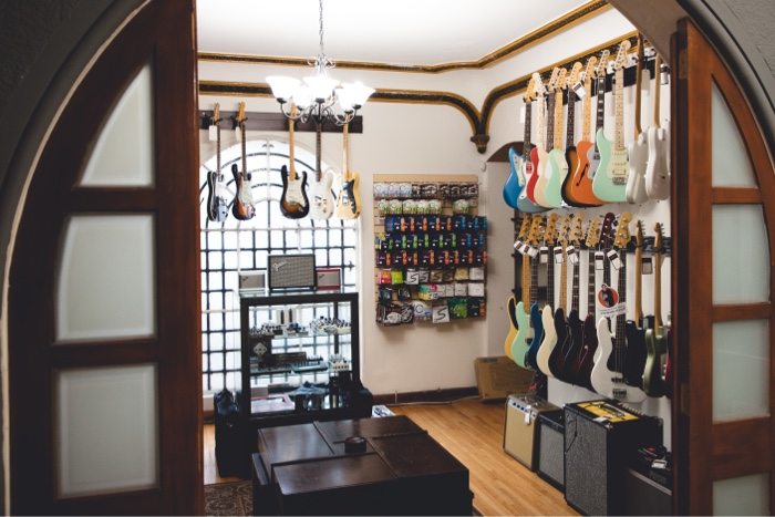 Guitar Gear CDMX
