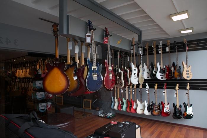 Guitar Gear MTY